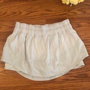 Lululemon Athletic Running Tennis Skirt